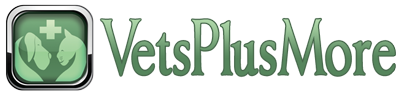 Vet Plus More Sticky Logo